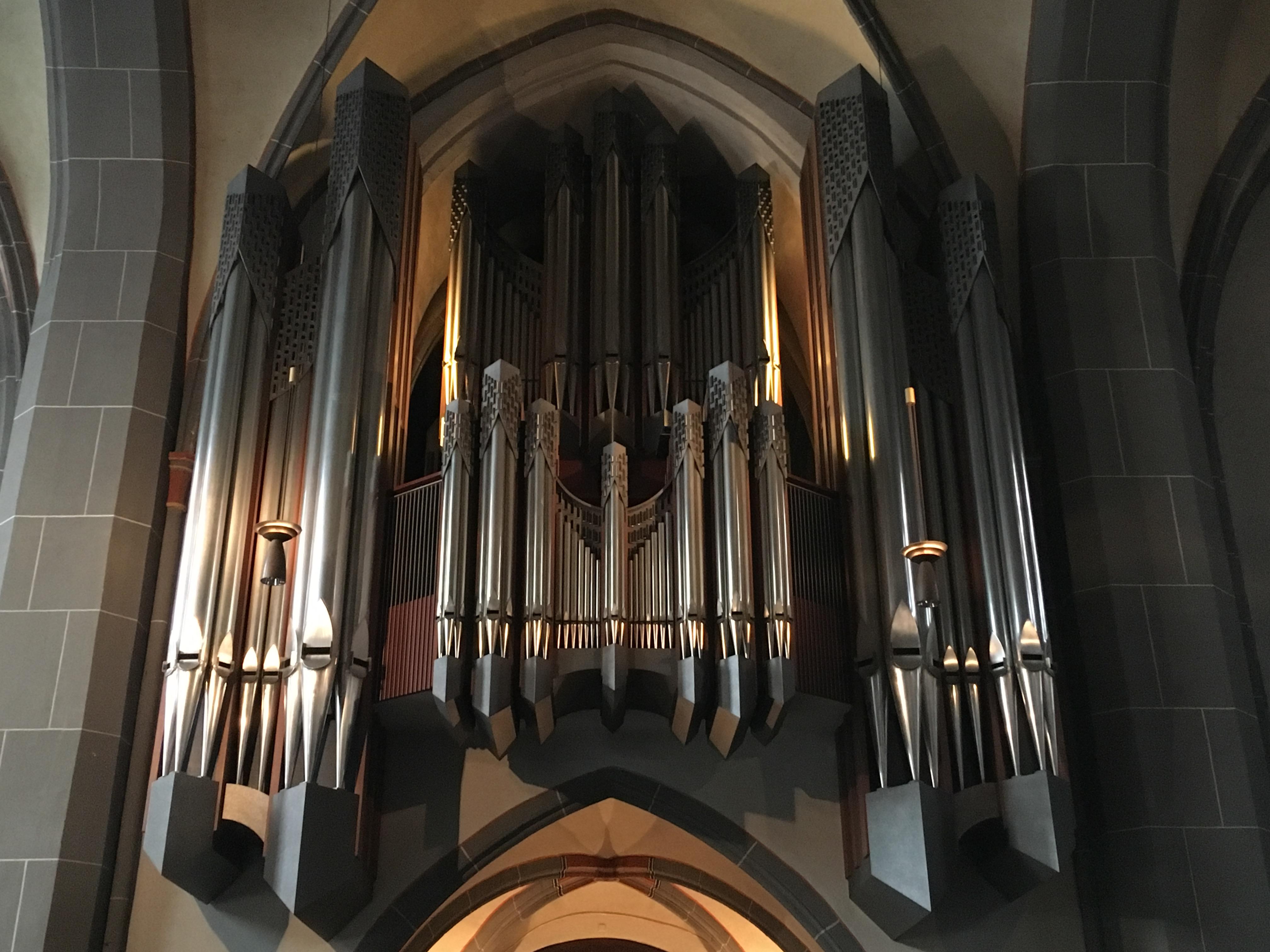 Basilica Orgel